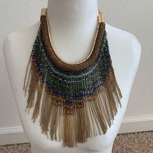 Zara statement necklace